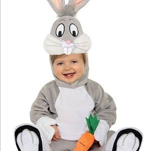 Other - Toddler bugs bunny Halloween costume
